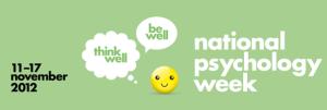 National Psychology Week logo